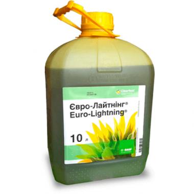 Післясходовий системний гербіцид для соняшника Basf Євро-Лайтнінг, РК 10 л