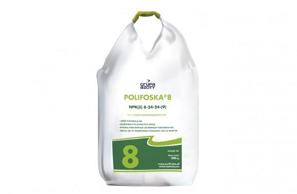 Фосфорно-калійне добриво Grupa Azoty Polifoska 8