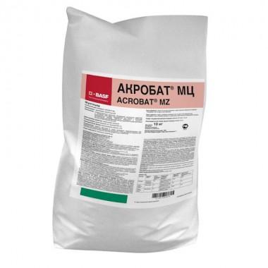 Локально-системний та контактний фунгіцид Basf Акробат МЦ 1 кг