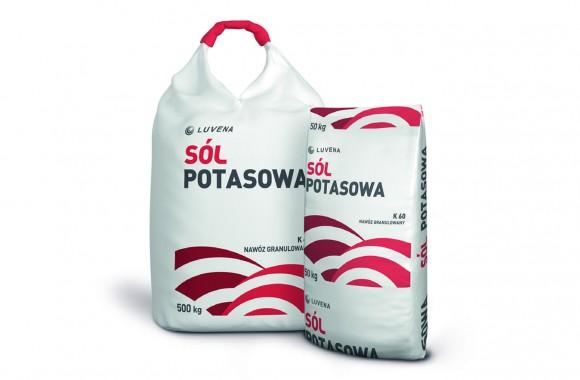 Калійна сіль К(60%)