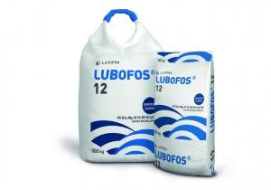 LUBOFOS 12 P(12%), K(20%), Ca(2%), Mg(2,5%), S(6%)