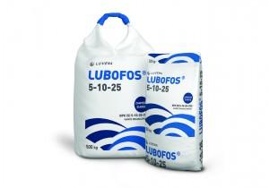 LUBOFOS 5-10-25 N(5%), P(10%), K(25%), S(15%)