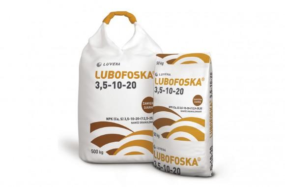 Універсальне добриво Luvena Lubofoska 3,5-10-20