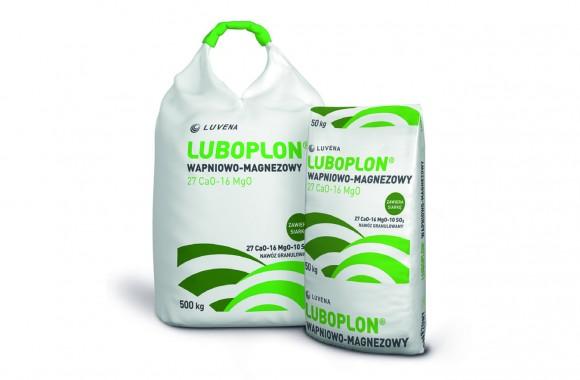 LUBOPLON кальцієво-магнієвий(Ca27%), Mg(2,5%), S(10%)
