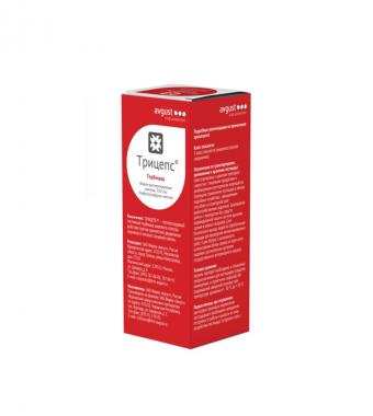 Гербіцид для захисту цукрових буряків від бур'янів Avgust Тріцепс, ВГ 0,1 кг