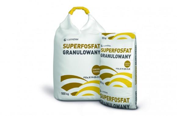Суперфосфат гранульований Luvena