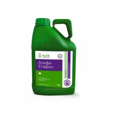 Регулятор росту рослин ALFA Smart Agro Альфа-Етафон 5 л