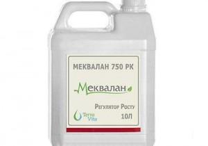 Регулятор росту рослин Terra Vita Меквалан 750, РК