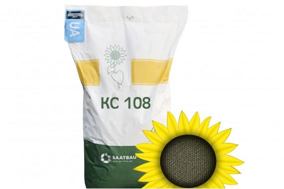 Насіння соняшнику австрійської селекції Saatbau КС 108