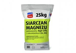 СУЛЬФАТ МАГНІЯ ARKOP Mg(23%), S(46%), Mn(0,035%), Zn(0,013%)