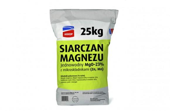 СУЛЬФАТ МАГНІЯ ARKOP Mg(23%), 25 кг