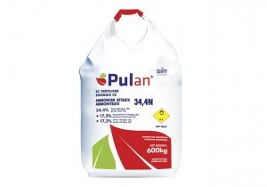 Аміачна селітра PULAN N(34,4%), NO3(17,2%), NH4(17,2%)
