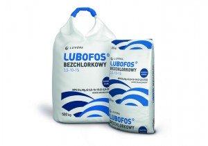 LUBOFOS безхлорний N(3,5%), P(10%), K(15%), Ca(2%), Mg(2,5%), S(27,5%)