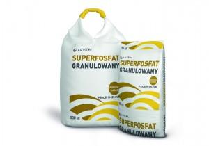 Суперфосфат гранульований P(19%), Ca(25%), S(31,5%)